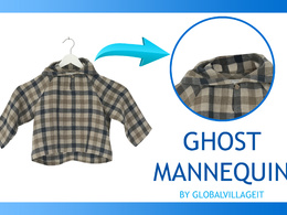 Manipulate Cloth To Make Ghost Mannequin