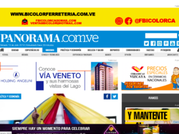Spanish guest post on Venezuela news site Panorama.ve DA82