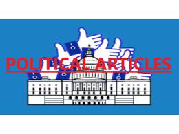Write article on POLITICS