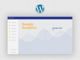 Google Analytics Integration with your WordPress Website