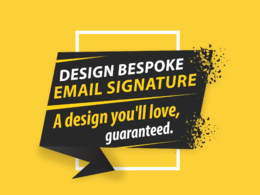 Create HTML Signature with clickable links for your email