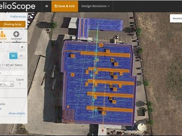 Design Your Solar Pv System Using Helioscope up to 2MW