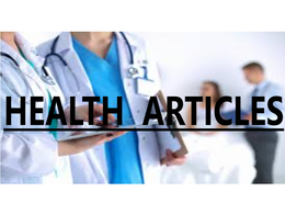 Write HEALTH related articles.
