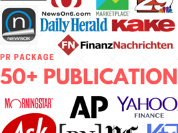 Press Release On 150+ News Websites