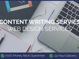 Content Writing for Web Design Services