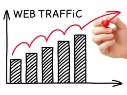 Drive 1OK WORLDWIDE human web traffic Real Visitors