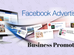 Do facebook promotion of product by US and canadian traffic
