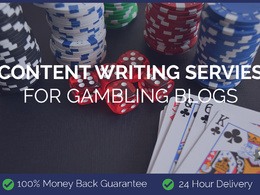 Content Writing for Gambling Blogs