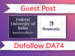 Guest post on Bahia EDU- noosfero.ufba.br - DA74