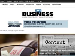 Publish Premium Dofollow Guest Post on Talk-business.co.uk DA-50