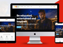 Design and Develop Professional Wordpress Website