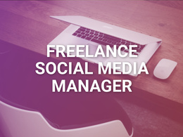 Manage your Social Media Page for 4 Week