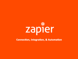 Make any simple and Complex Integrations using Zapier