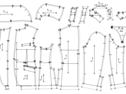Make Clothing Pattern For Sewing