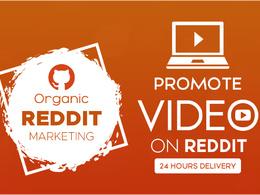 Promote YouTube Video to Relevant REDDIT Communities