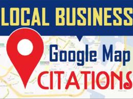 Do 30 Google Map Citation