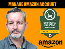 Be your Amazon Expert for 5 days