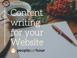 Write 1 Blog For Your Website