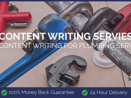 Content Writing for Plumbing Services