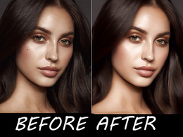 Professionally Retouch your images