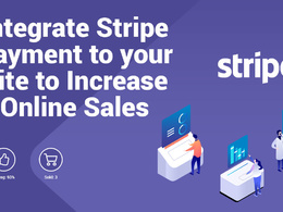 Integrate Stripe Payment to increase online sales (Shopify)