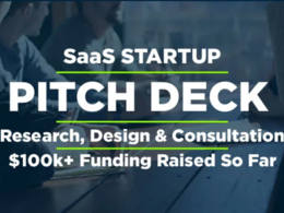 Make Your Saas Startup Pitch Deck Win Funding