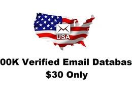 Provide you 100K USA Online Customer (B2C) database.