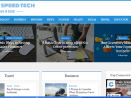 Publish a Premium Dofollow Guest Post on Crazyspeedtech.com