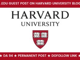 Guest Post on Harvard Edu University Blog  - Harvard.Edu
