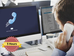 Deliver a 5 hours Telemarketing Trial