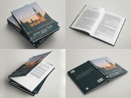 Design Amazing Ebook, Print Book, Magazine Or Album Cover