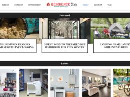 Guest Post on Design Blog ResidenceStyle.com