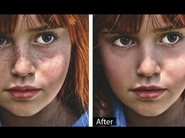 Retouch your two images to make you young