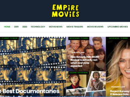 Place a HQ Premium Movies Guest Post on Empiremovies.com DA- 51