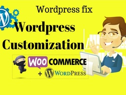 Fix any Wordpress Website/CSS/Plugin/Theme issues