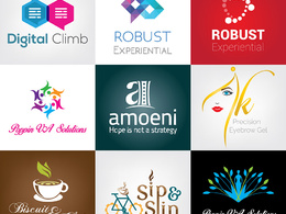 Design Creative logo Design for your business