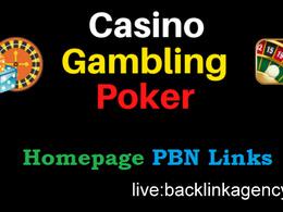 5 German Casino PBN - Link from Gambling, Online Casino sites