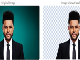 Remove Any Background From Your Images, Within 30 Minutes