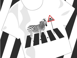 Make print designs for- apparel and home products; each print