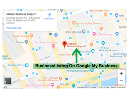 Integrate dynamic google map on a website
