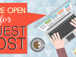 Do guest posts on all niche websites