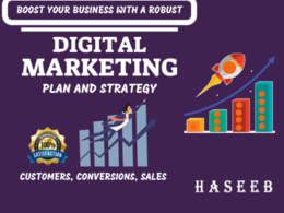 Provide You A Marketing Plan For Guaranteed Results
