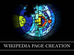 Create a Wikipedia Page for your company - approval guaranteed
