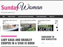 Publish guest post on Sunday Woman Magazine