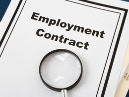 Provide an Employment Contract template (UK law)