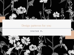 Design patterns for you