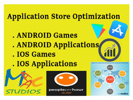 Provide ASO, Installs, and Reviews which boost & rank your apps