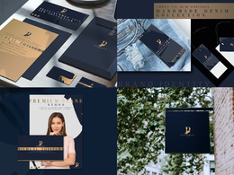 Design a Complete Brand Identity+Unlimited Revisions
