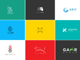 Design unique professional business logo