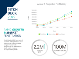 INVESTMENT WINNING PITCH DECK - Guarantee Your Capital